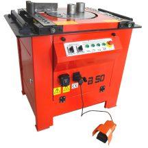 Elektromos betonacél hajlító 380V/7,5kW (Ø50mm) AF-B50
