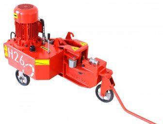 Elektro-hidraulikus betonacél vágó gép 380V/2,2kW (Ø26mm) (AF-H26)