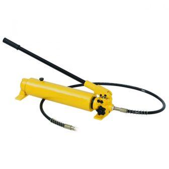 Kézi hajtású tápegység, hidraulikus pumpa (700 Bar - 2700 cm3) (B-700A)