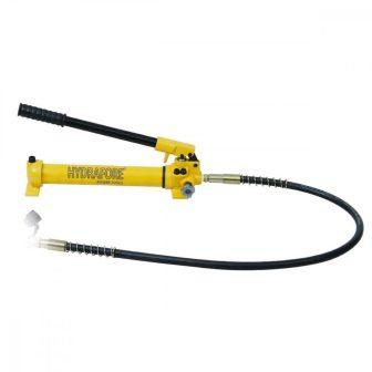 Kézi hajtású tápegység, hidraulikus pumpa (700 Bar - 350 cm3) (B-700C)
