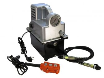 Egyszeres működésű elektromos hajtású tápegység ( rádió távirányítású mágnesszeleppel*) (B-700R)