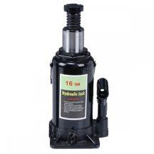 Hidraulikus Palackemelő, Olajemelő biztonsági szeleppel 16T (BJ16)
