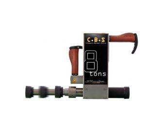 Kompakt kézi hajlító (akkumulátoros) - GELBER-BIEGER