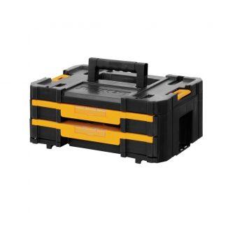 TSTAK IV  - Szortimenter 2 fiókkal  440mmx176mmx314.2mm 8L-es (DWST1-70706)