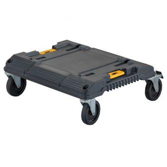 TSTAK CARRIER - Szállító alap  360 °-ban forgatható kerekekel és rögzítő fékkel (DWST1-71229)