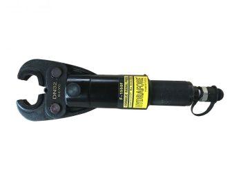 Hidraulikus radiális cső krimpelő-fej acél csövekhez (DN15 DN-50) (F-1550F)