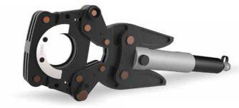 Hidraulikus radiális cső krimpelő-fej acél csövekhez (DN65-DN100) (F-65100F)