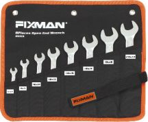 Villáskulcs készlet, 6 részes, 8-19mm (FIXMAN FX-B0914)