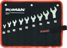 Villáskulcs készlet, 10 részes 6-32mm (FIXMAN FX-B0916)