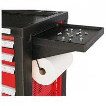 Polc és papírtörlő tartó szerszámkocsihoz, 305x305x145mm (FIXMAN FX-F1.A3)