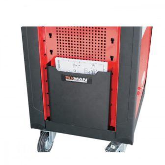 Irat és papírtartó szerszámkocsihoz, 250x265x76mm (FIXMAN FX-F1.A4)