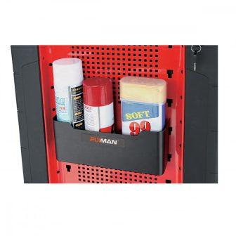 Flakon és palacktartó szerszámkocsihoz, 250x110x80mm (FIXMAN FX-F1.A5)