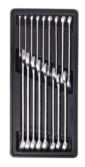 Csillag-villáskulcs készlet, 17 részes, 6-22mm, 390x175x50mm (FIXMAN FX-F1.BT06.1)
