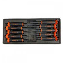 Csapszegkiütő készlet, 10darabos, 390x175x50mm (FIXMAN FX-F1.BT38)