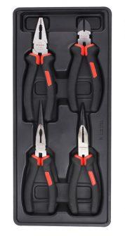 Fogó készlet, 4 részes, 390x175x50mm (FIXMAN FX-F1.BT80)