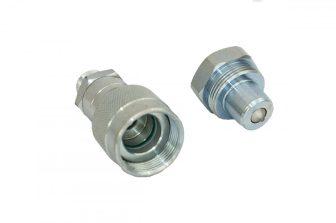 Hidraulika gyorscsatlakozó (pár) (HH-4)