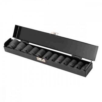 """1/2"""" Gépi Dugókulcs készlet 10mm - 24mm, 12db-os (JQ-78-12-12set)"""