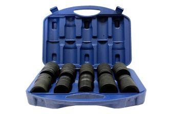 """1"""" Gépi Dugókulcs készlet 22mm - 41mm, 10db-os (JQ-80-1-10set)"""