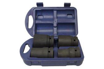 """4db-os Gépi Dugókulcs készlet 1"""" (22,27,38,41mm) (JQ-80-1-4set)"""