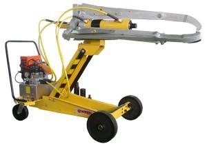 Automata kerekes lehúzó - Wren Hydraulic (LA50)