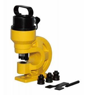 Hidraulikus gyűjtősín lyukasztó 31 tonna (M-60)