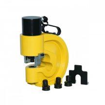 Hidraulikus gyűjtősín lyukasztó 35 tonna (M-70)