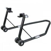 Gurulós, erősített motorkerékpár tartó állvány 220 kg (MS500)