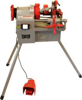 """Elektromos csőmenetmetsző (1/2""""-3/4"""",1""""-2"""") (220V-750W) (P50B)"""