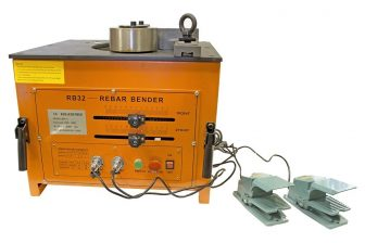 Elektromos betonacél hajlító 220V / 3.0kW ( 6 - 32 mm) (RB-32)