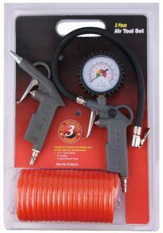 Pneumatikus pisztoly készlet, 3 részes (W-2000A11)