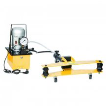 """Hidraulikus csőhajlító - Elektromos tápegységgel (1/2"""" - 2"""", 21,3-60 mm), gurulós (W-2D-I)"""