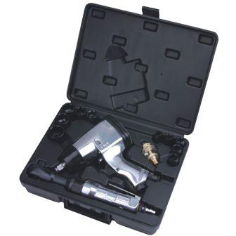 Pneumatikus szerszám készlet, 17db-os (WF-001)