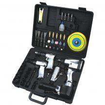 Pneumatikus szerszám készlet, 50db-os (WF-008A)