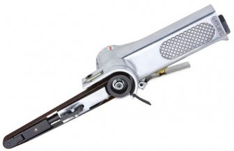 Levegős szalagcsiszoló, 10x330mm (WFS-1037)