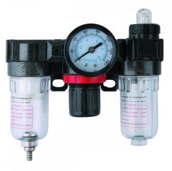 """Levegőszűrő - vízleválasztó előkészítő, G1/4"""" (WMF-11)"""