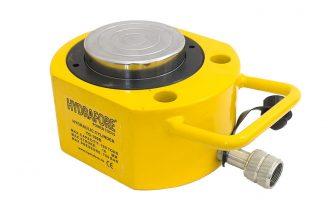 Alacsony hidraulikus munkahenger (100T, 16 mm) (YG-100B)