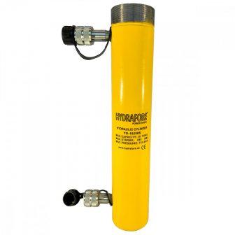 Kettős működésű gallérmenetes hidraulikus munkahenger (10T, 250mm) (YG-10250SCT)