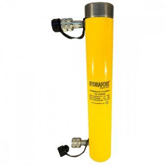 Kettős működésű gallérmenetes hidraulikus munkahenger (10T, 300 mm) (YG-10300SCT)