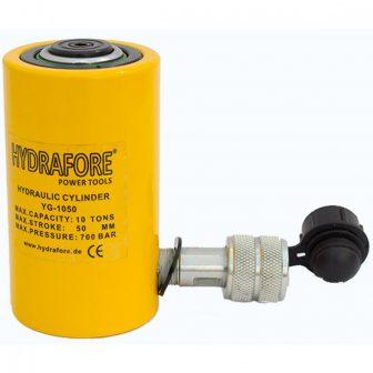Egyszeres működésű általános hidraulikus munkahenger (10T, 50mm) (YG-1050)