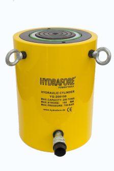 Egyszeres működésű általános hidraulikus munkahenger (200T, 150mm) (YG-200150)