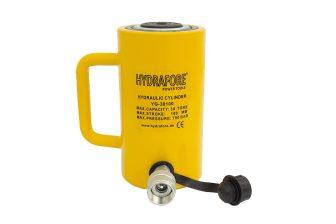 Egyszeres működésű általános hidraulikus munkahenger (30T, 100mm) (YG-30100)