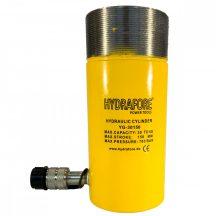 Egyszeres működésű általános, gallérmenetes hidraulikus munkahenger (30T, 150mm) (YG-30150CT)