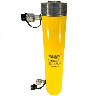 Kettős működésű, gallérmenetes hidraulikus munkahenger (30T, 300 mm) (YG-30300SCT)