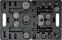 Fékmunkahenger szerelő készlet 18 részes (YATO YT-0682)