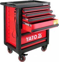 Szerszámkocsi 6 fiókos, üres (YATO YT-0902)