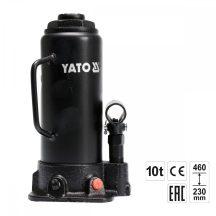 Palackemelő, 10T, 230-460mm (YT-17004)