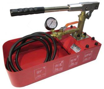 Tesztpumpa 0-50Bar, 7L (ZD-50)