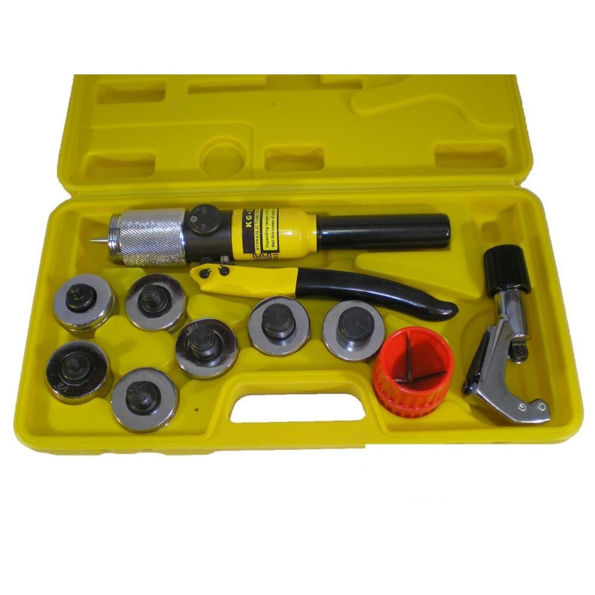 Hidraulikus csőtágító (10-28mm) (KG-28)