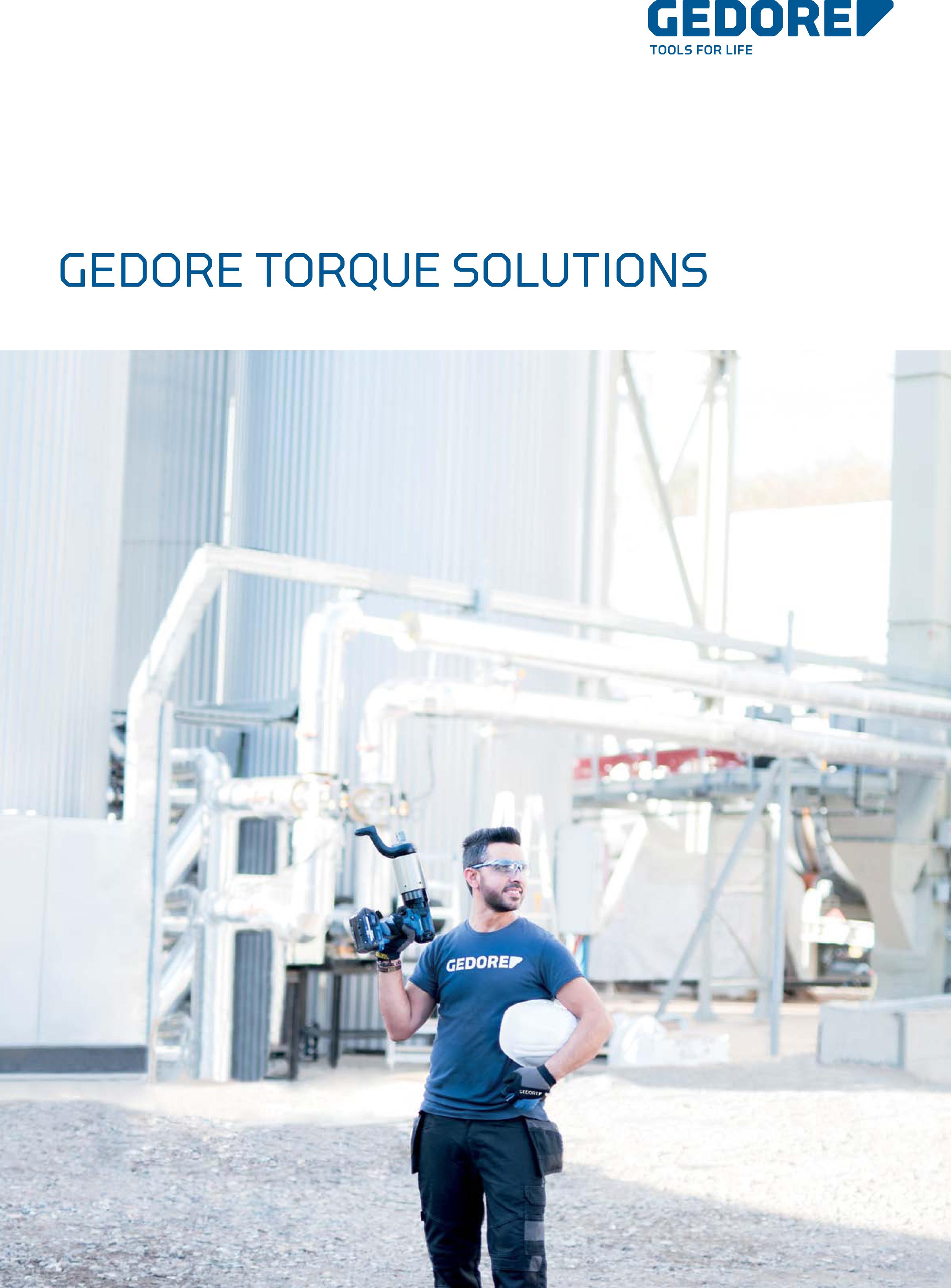 GEDORE Torque Solutions 2018/2017